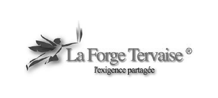 Logotype Forge Tervaise conçu par Natys